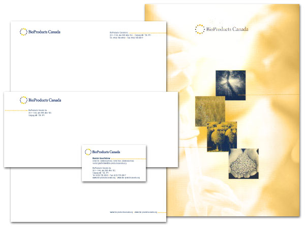 stationery packages pica design ottawa